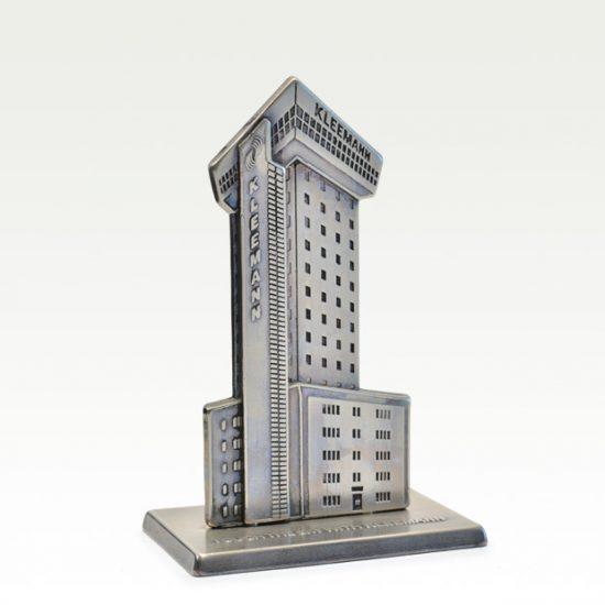 Αναμνηστικό εγκαινίων, Πύργος Kleemann